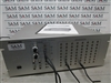 Panasonic SU-MED 640 Amplifier 64 Channel Integrated Amp With Manual & Cables
