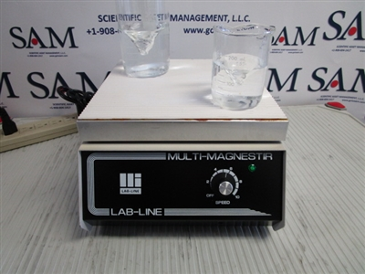 Lab-Line Multi-Magnester Model 1262 Shaker
