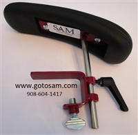 Ergonomic Arm Rest for Pipette, Homogenizing, Microscope, Fishing, Jewelers, Engravers, Computer, Mouse