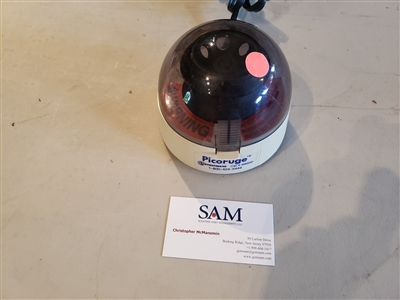 Tomy Tech Capsule Micro Centrifuge Model HF-120